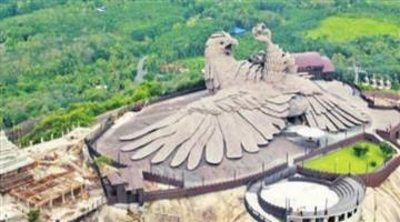 Khabar Odisha:100-Crore-bird-statue-to-be-inaugurate-in-Kerala