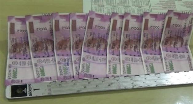 Khabar Odisha:Duplicate-note-seized-in-Bargarh-8-arrested