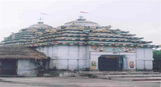 Khabar Odisha:Pattamundai-Dadhibamanjiu-Temple-Looted