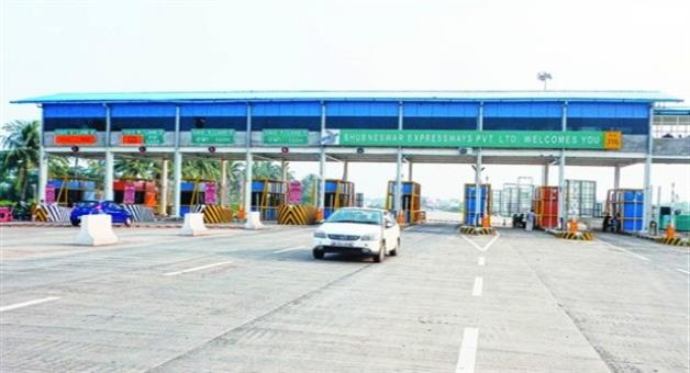 Khabar Odisha:Pipili-toll-gate-opens