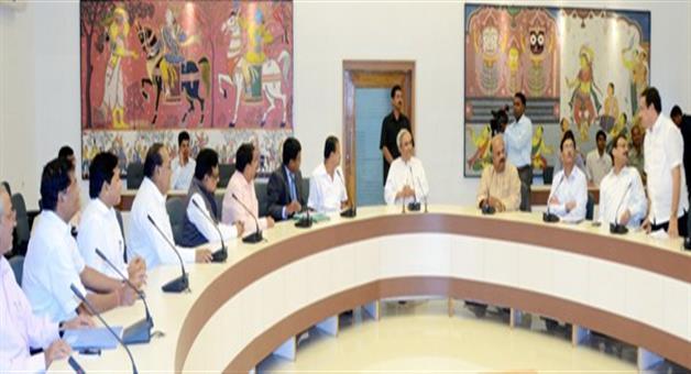 Khabar Odisha:Cabinet-meeting-organise-today-evening