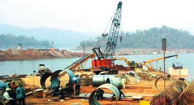 Khabar Odisha:slow-process-in-odisha-gurupriya-bridge-work