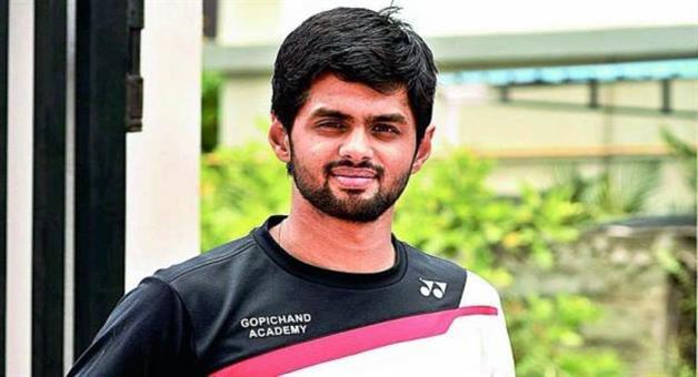 Khabar Odisha:Rising-Badminton-star-Sai-praneeth-wins-Singapore-super-series
