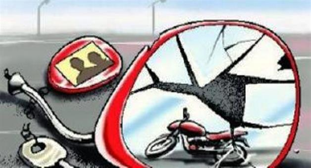 Khabar Odisha:NH-53-block-due-to-an-accident