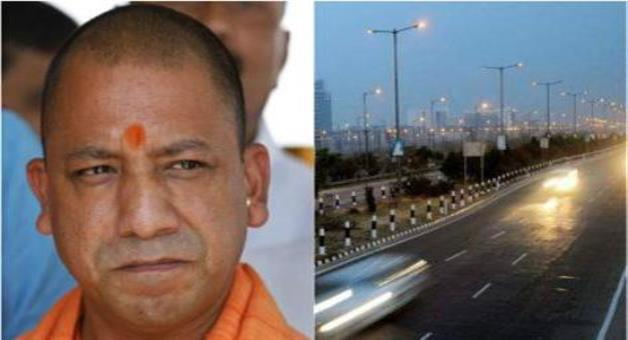 Khabar Odisha:Lucknow-agra-expressway-project-under-Yogi-Adityanath-govts-scanner