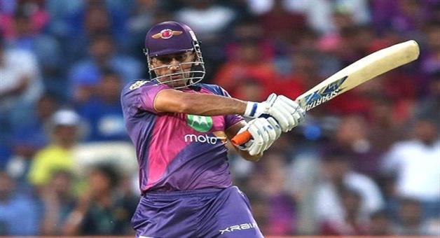 Khabar Odisha:Dhoni-played-a-match-winning-inings-pune-won-6-wickets