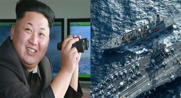 Khabar Odisha:North-Korea-threaten-to-America-to-explose-his-warship-in-one-attack