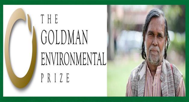 Khabar Odisha:Prafulla-Samantara-nominated-for-Goldman-Prize