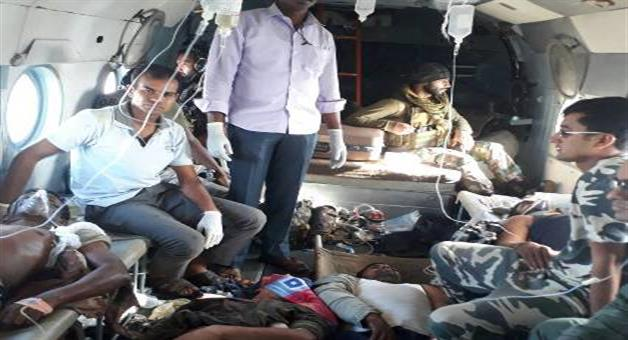Khabar Odisha:Naxal-attack-in-sukuma-24-crpf-jawan-lost-their-live