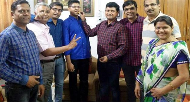 Khabar Odisha:Kalpit-topper-in-JEE-main