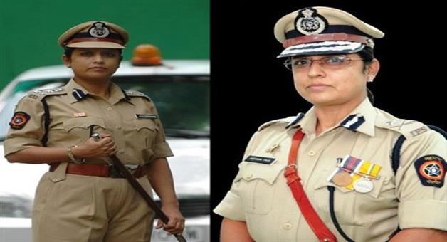 Khabar Odisha:one-slap-this-lady-ips-officer-end-riots-at-karad