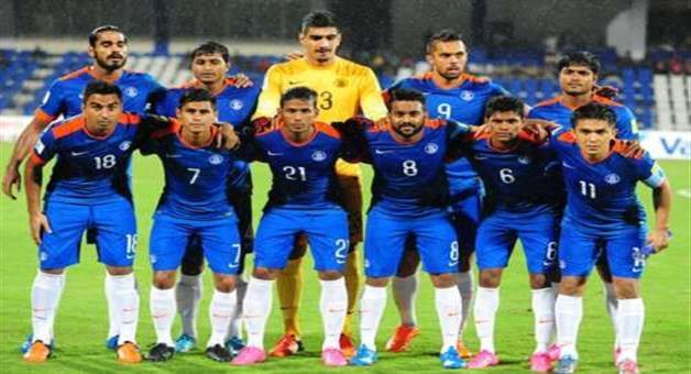 Khabar Odisha:Indian-football-team-enters-in-world-top-100-in-fifa-ranking