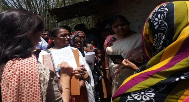Khabar Odisha:Mahila-Commission-Member-in-Kalikuda