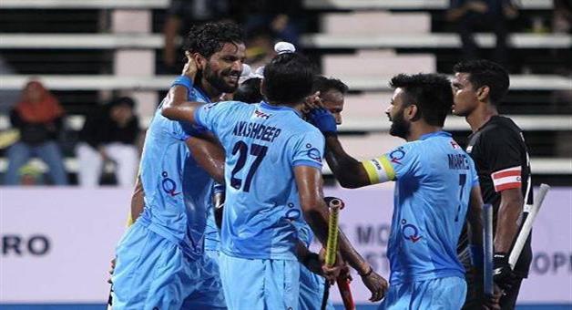 Khabar Odisha:Sultan-azlan-shah-cup-india-beat-new-zealand-by-4-0-clinch-bronze-medal