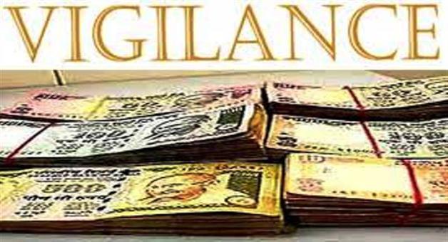Khabar Odisha:clerk-Umarani-is-in-vigilance-net
