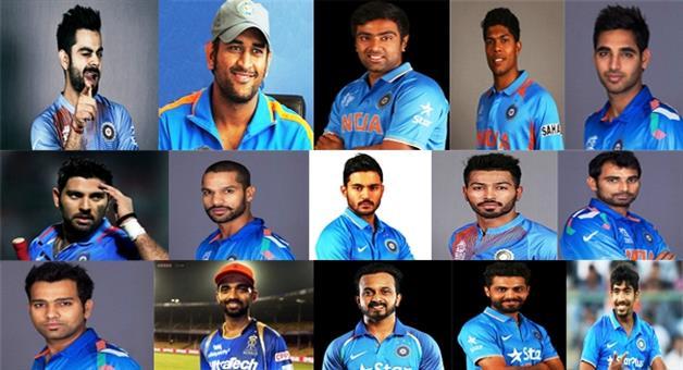 Khabar Odisha:india-squad-for-champions-trophy-2017