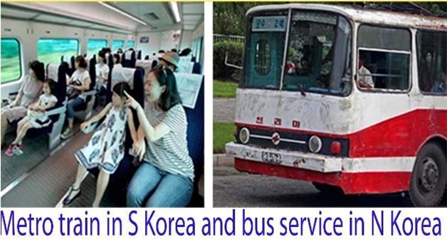 Khabar Odisha:Difference-between-North-Korea-and-South-Korea