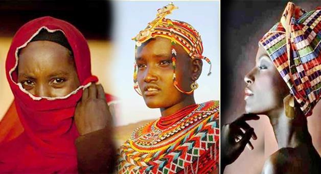 Khabar Odisha:borana-tribes-women-remain-bald-for-marriage-in-south-africa