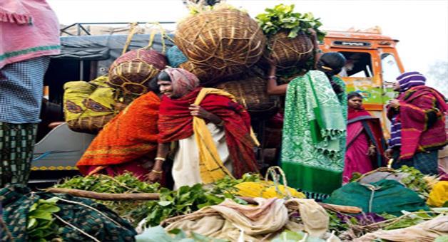 Khabar Odisha:E-market-in-Koraput