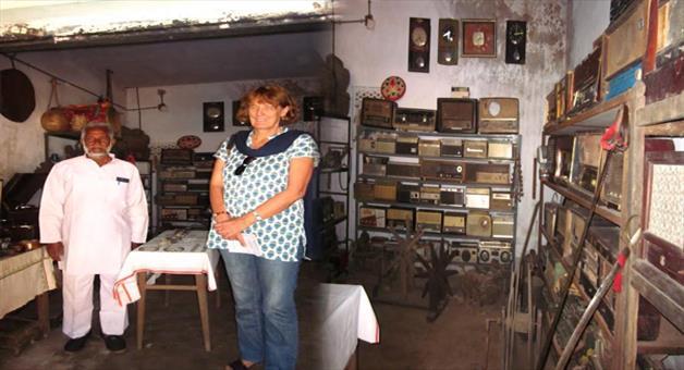Khabar Odisha:Meet-the-Bolgarh-man-who-transforms-his-house-into-a-museum