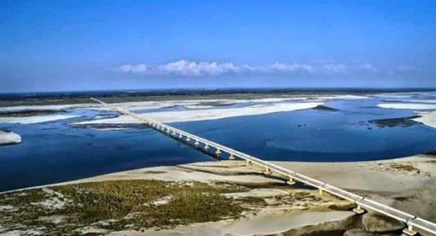 Khabar Odisha:Indias-longest-bridge-to-be-inaugurated-near-china-border