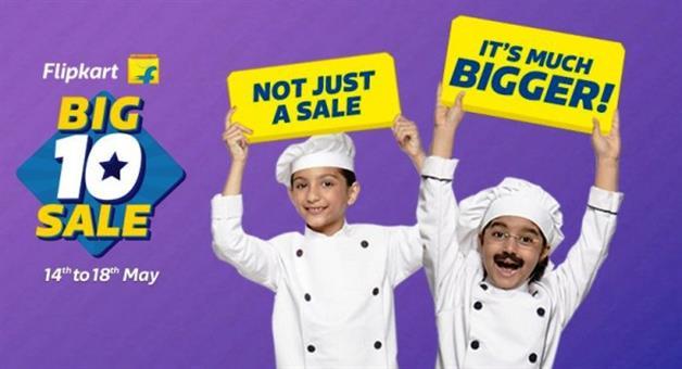 Khabar Odisha:Flipcart-Big-10-sale-starts-from-today