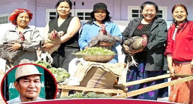 Khabar Odisha:world-biggests-chana-amily-in-mizoram