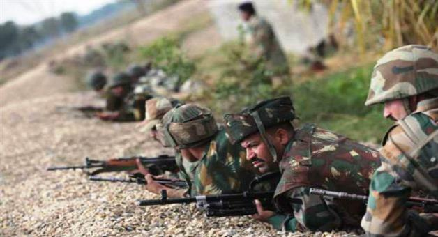 Khabar Odisha:firing-between-maoist-and-crpf-in-malkanagiri