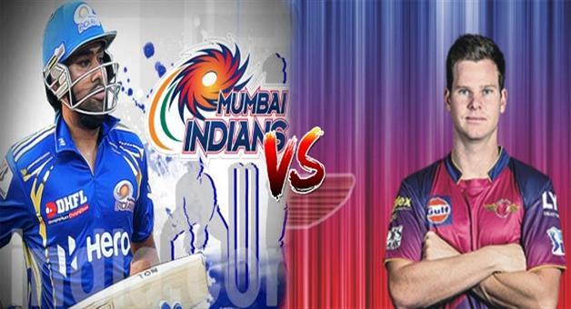 Khabar Odisha:IPL-10-1st-qualifier-mumbai-vs-pune