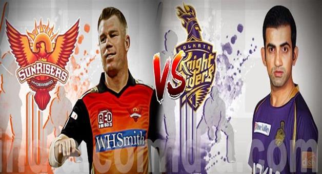 Khabar Odisha:Eliminator-Match-Preview-between-Sunrisers-Hyderabad-and-Kolkata-Knight-Riders
