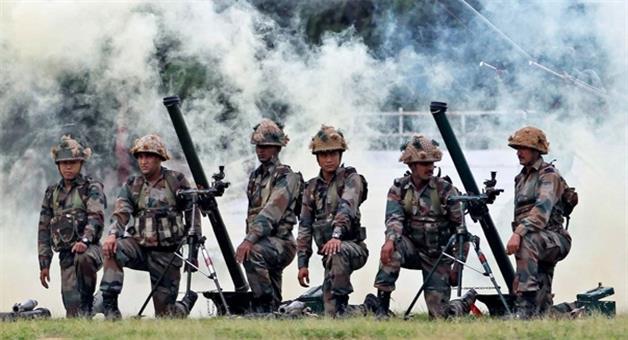 Khabar Odisha:pakistan-air-force-jet-fly-over-siachen-skardu-india-surgical-strike