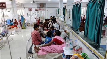 Khabar Odisha:13-children-died-of-unknown-fever
