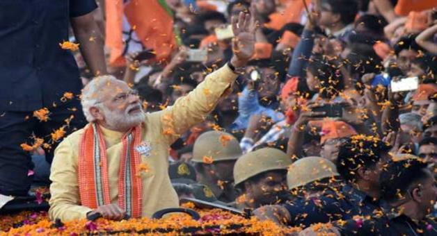 Khabar Odisha:Mission-Modi-Sets-Target-of-400-seats-in-2019-Lok-Sabha-Polls
