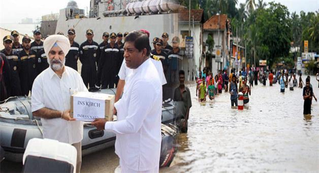 Khabar Odisha:Flood-and-Landslide-in-Srilanka-90-dead
