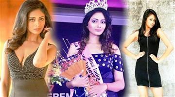 Khabar Odisha:Odiya-Girl-Sonika-Win-Miss-India-Pacific-2017