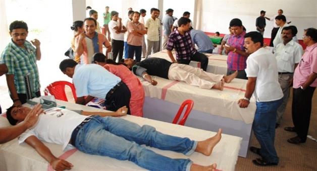 Khabar Odisha:world-blood-donation-camp-observing-today