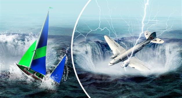 Khabar Odisha:Bermuda-Triangle-mystery