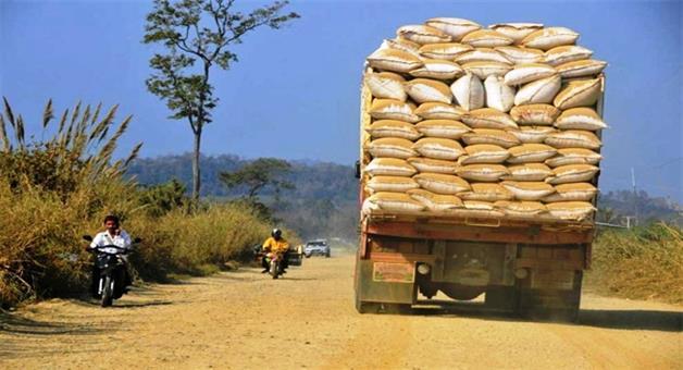 Khabar Odisha:150-PDS-Rice-Sedge-By-Police