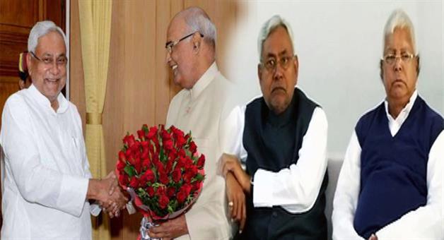 Khabar Odisha:bihar-cm-nitish-kumar-supports-nda-president-candidate