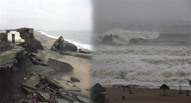 Khabar Odisha:village-of-boxipali-people-fears-of-sea