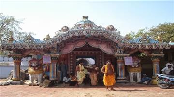 Khabar Odisha:144-Imposed-n-Kakatpur-Mangala-Temple-Premises