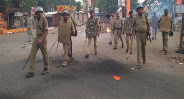 Khabar Odisha:144-deployed-out-of-bhadrak-nac