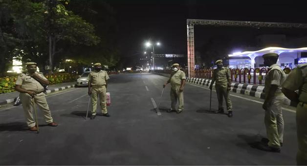 Khabar Odisha:144-section-impose-in-Cuttack-and-bhubaneswar-for-night-curfew
