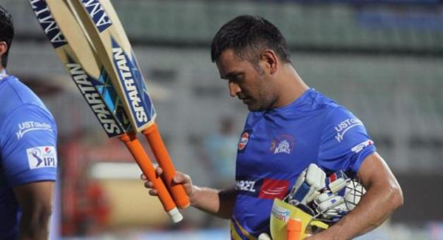 Khabar Odisha:ms-dhoni-may-have-to-change-bat-to-stay-within-rules