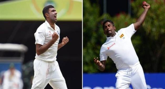 Khabar Odisha:icc-test-rankings-rangana-herath-jumps-to-second-spot-r-ashwin-slips-to-third-team-india-on-top