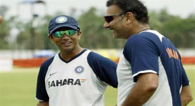 Khabar Odisha:coach-shastri-opened-doors-for-former-captain-dravid-as-a-consultant