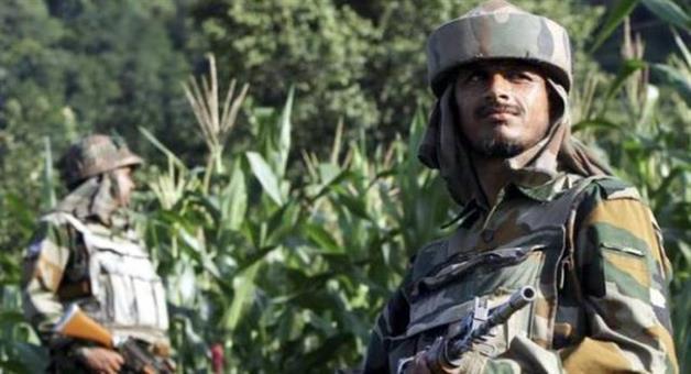 Khabar Odisha:Jawan-matyred-near-LoC