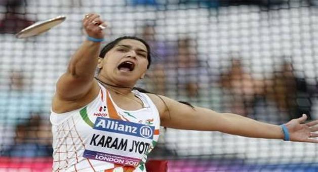 Khabar Odisha:Karamjyoti-wins-bronze-at-World-Para-Athletics-Cships