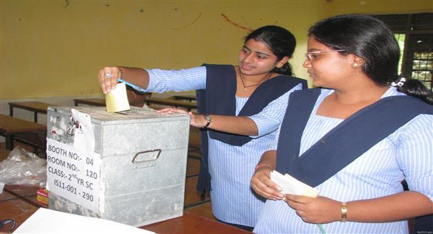 Khabar Odisha:college-election-on-September-23