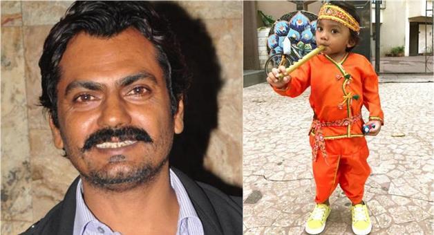 Khabar Odisha:nabazzudin-son-plays-srikrisna-role-in-his-school-viral